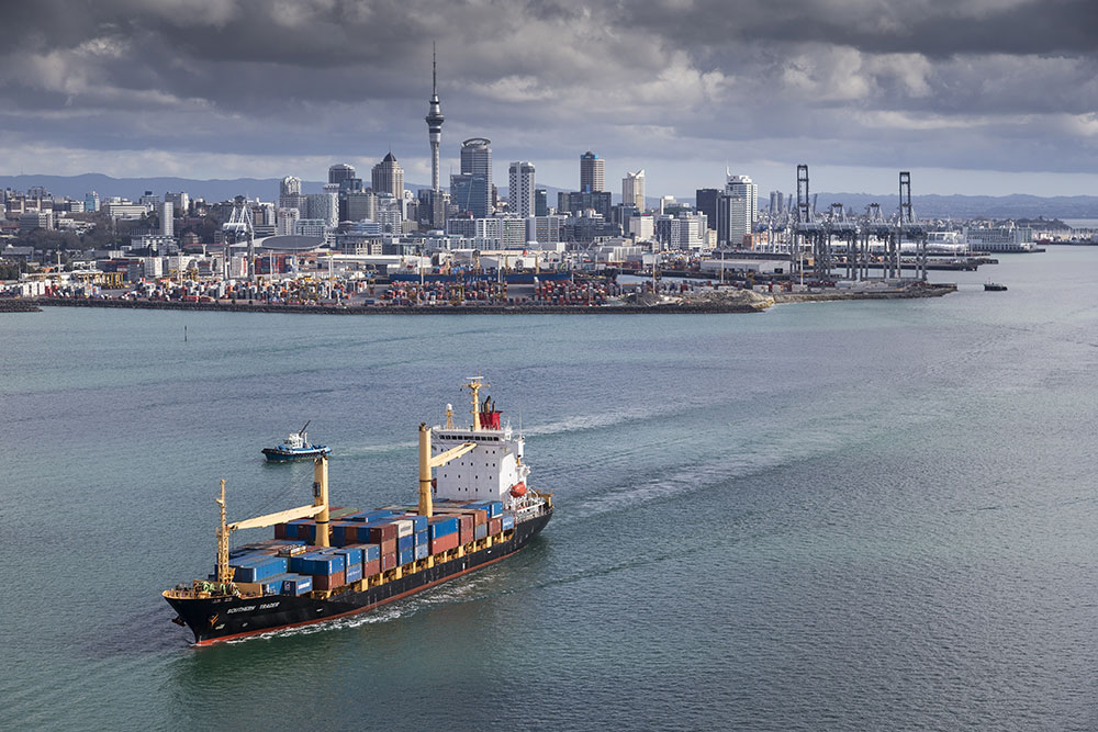 Appointed as Ports of Auckland Chair